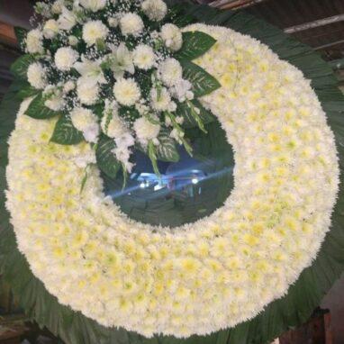 Coronas fúnebres a domicilio 24 horas