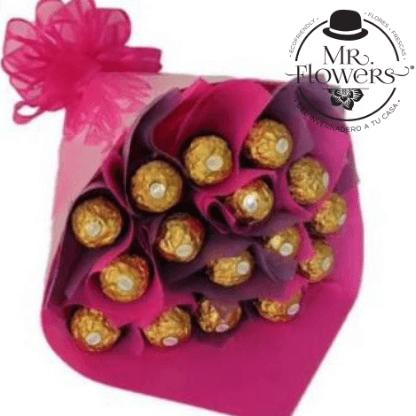 Ramo de Chocolates Ferrero