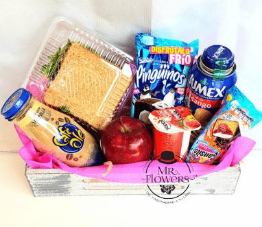 Caja de Snacks