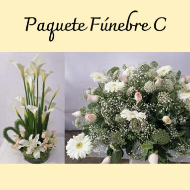 Paquete Funebre Condolencias | Arreglo Funebre CDMX