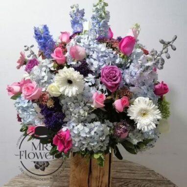 Arreglo Floral Unicorn Dream