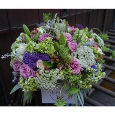 Caja Floral Lú
