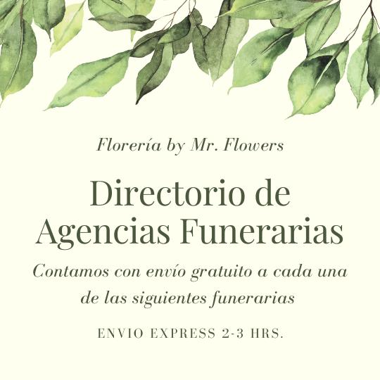 Directorio de Agencias Funerarias en CDMX